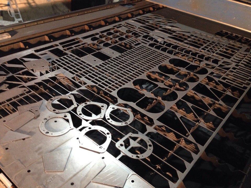 Лазерная резка металла: технологические особенности и оборудование